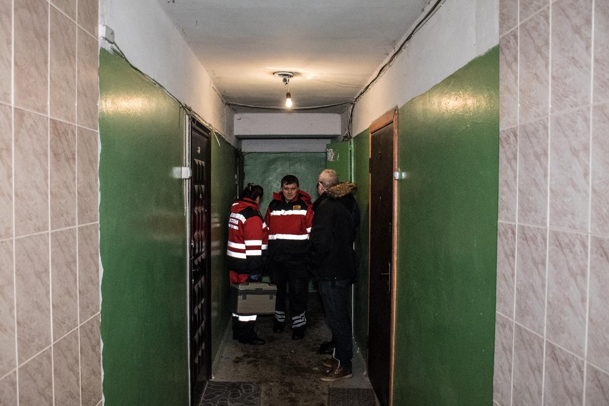 В квартире на Лобановского спасли двух пенсионеров от удушья газом