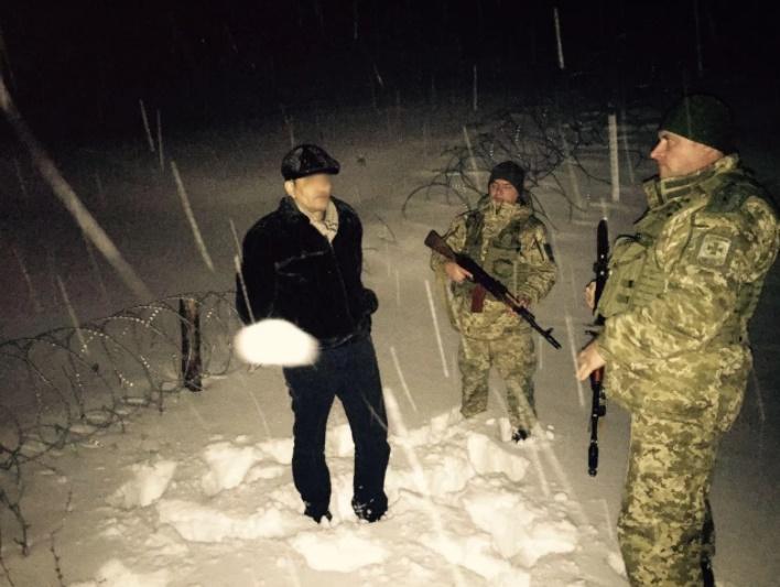 """В Украине задержали криминального авторитета """"Сумбата Тбилисского"""""""