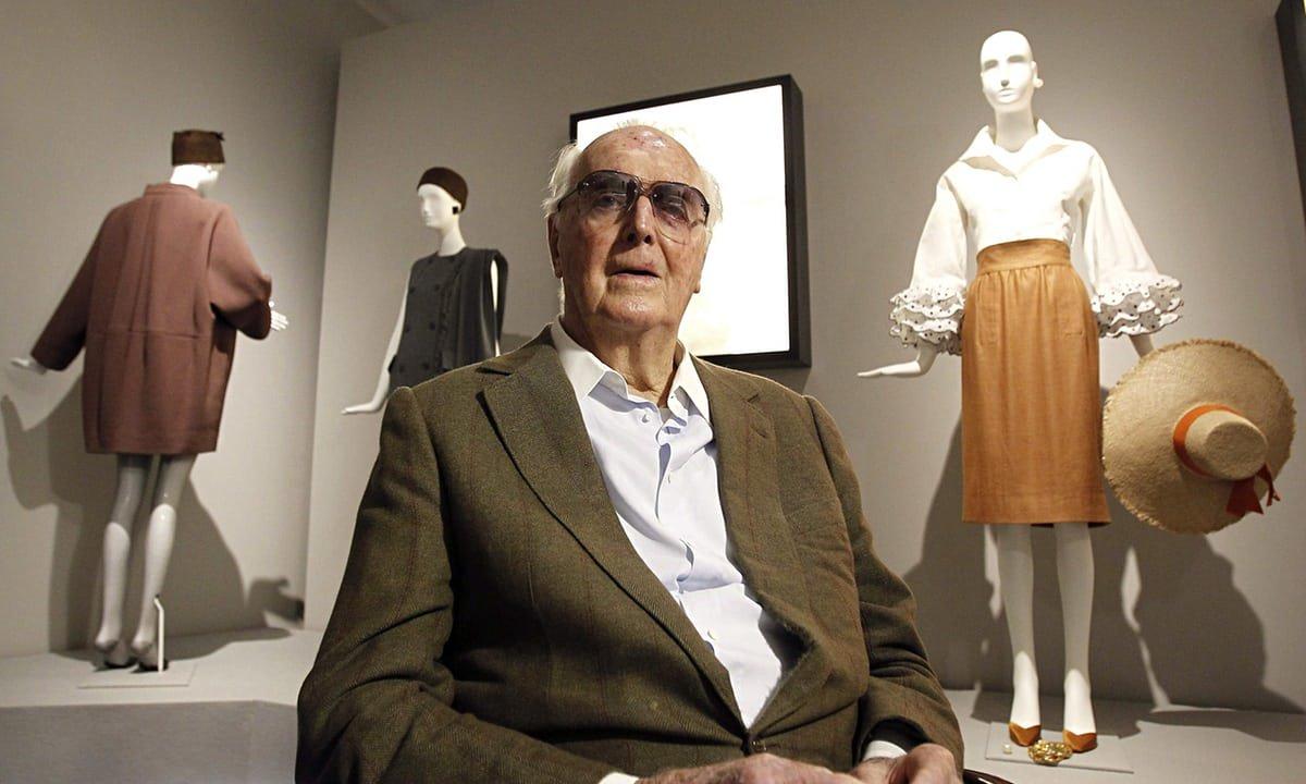 Легендарному дизайнеру был 91 год