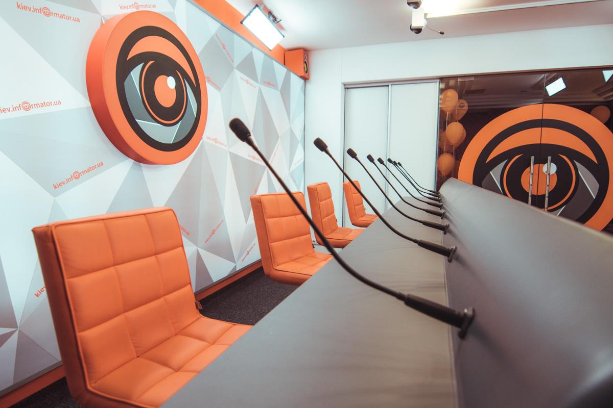 В Киеве появился самый современный медиа-центр в Украине