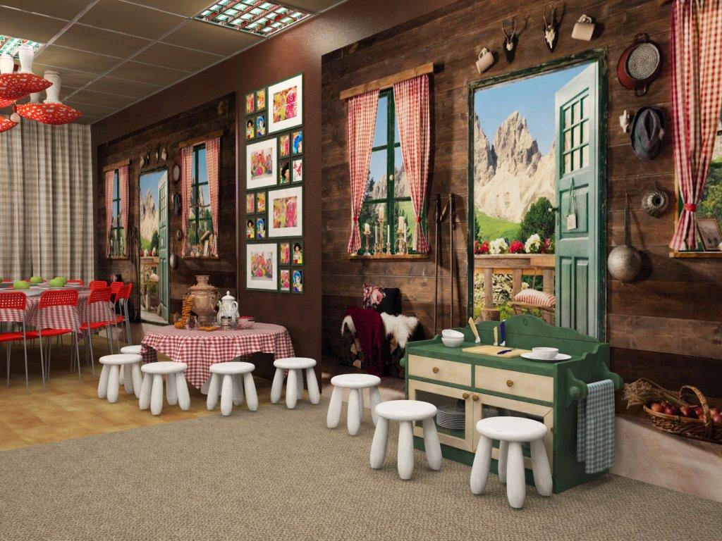 В Киеве нужно больше заведений с детскими комнатами