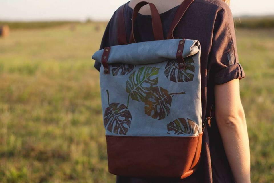 Создайте себе универсальную сумку или рюкзак своими руками