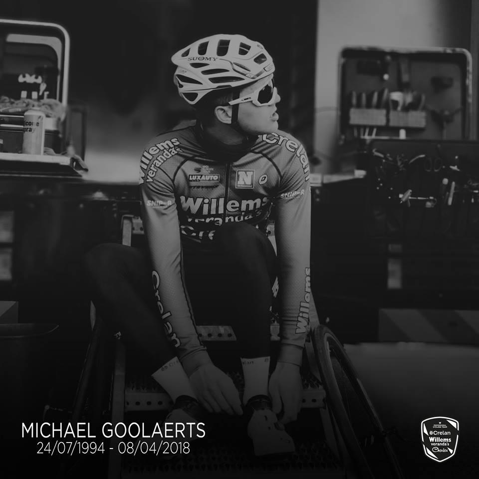 Велогонщик умер после падения на «адской» трассе