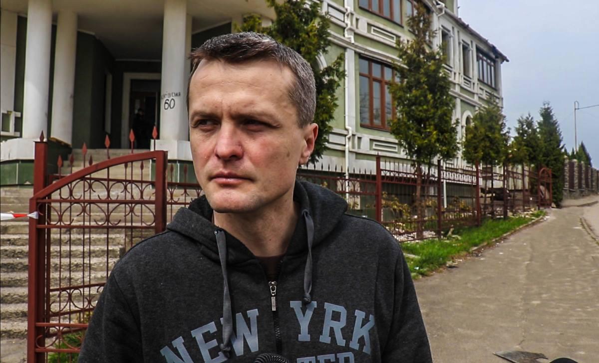 Игорь Луценко рассказал, что ранее дом находился в государственной собственности
