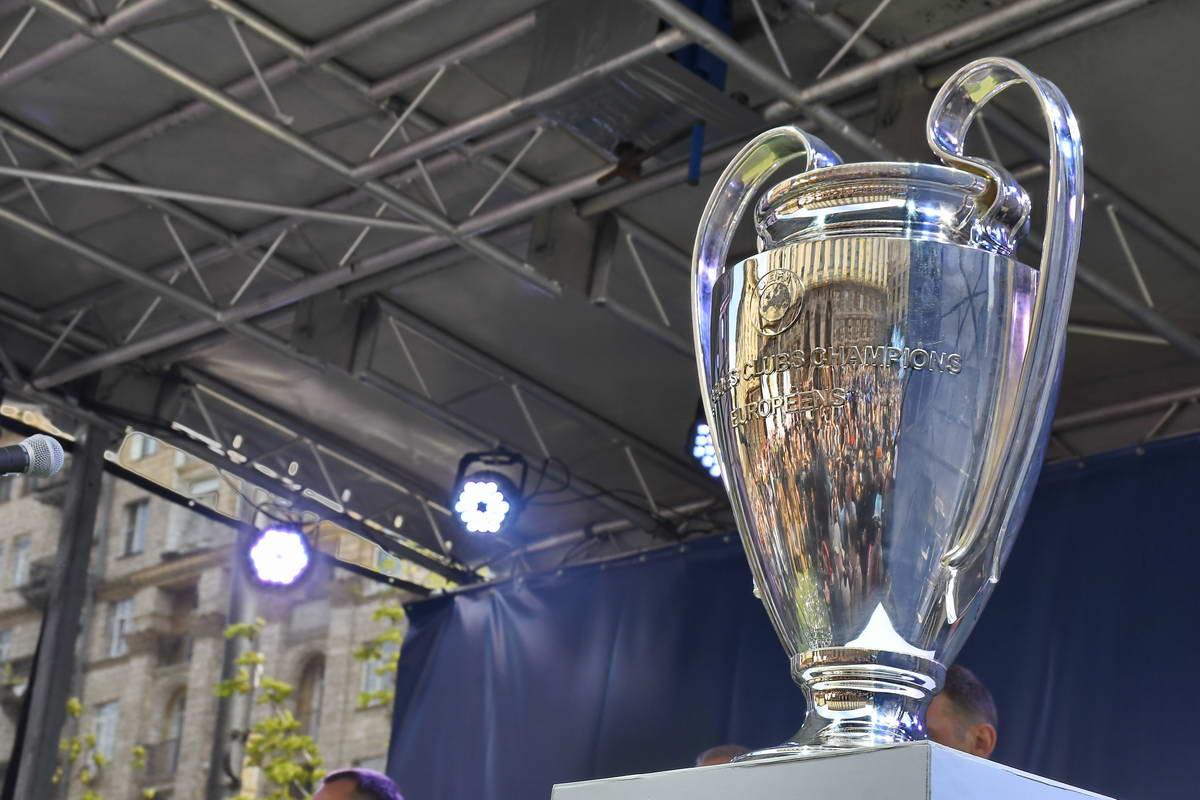 Май порадует горожан финалом Лиги чемпионов и Днем города