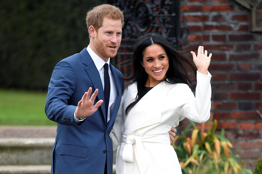Принц Гарри и Меган Маркл просят не дарить им подарки