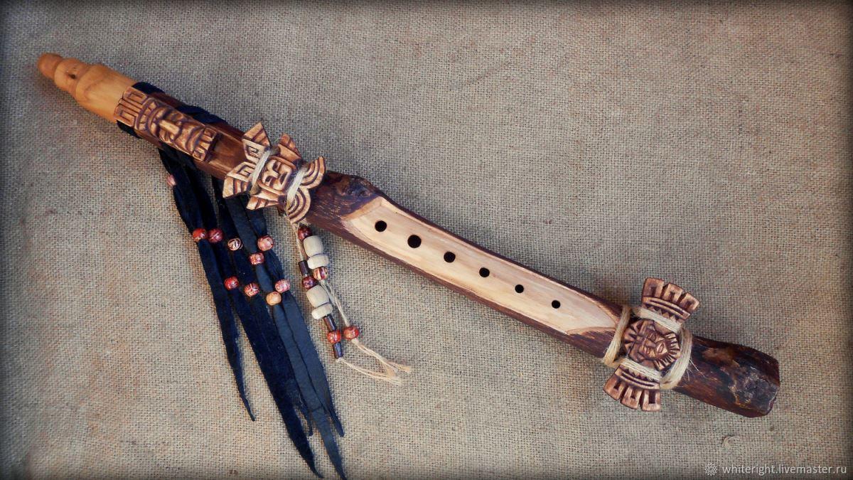 Чарующие звуки армянского дудука