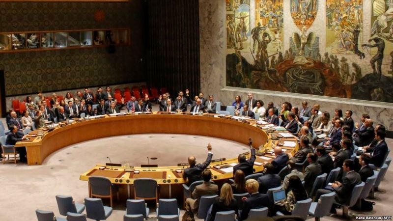 Внесенную Россией резолюцию по Сирии на заседании не приняли