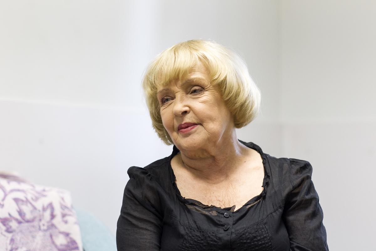 Ада Роговцева - великая актриса