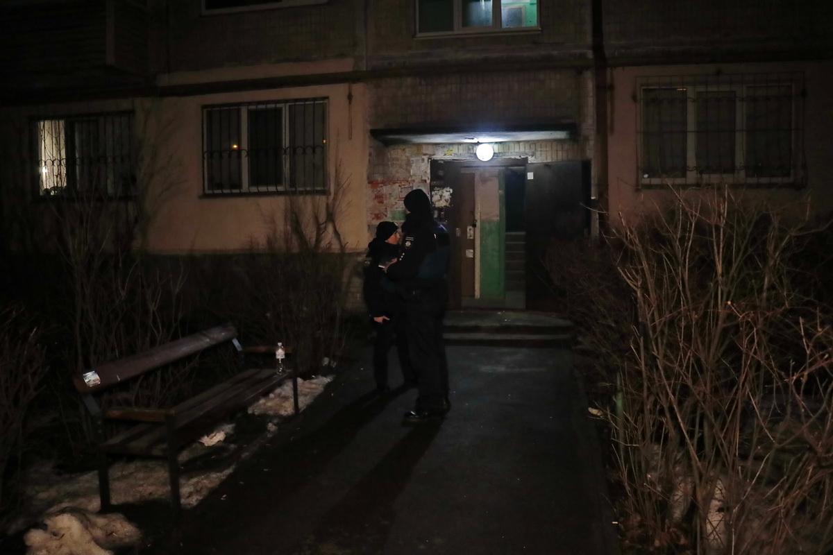 Происшествие случилось в Соломенском районе