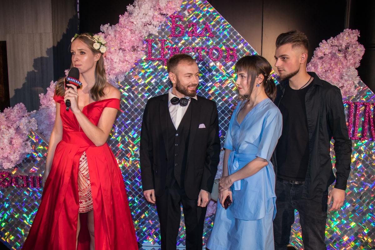 Катя Осадчая интервьюировала самых эпатажных гостей