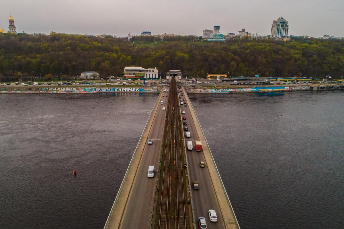 """Заказчиком капремонта моста Метро являетсяКК """"Киевавтодор"""""""