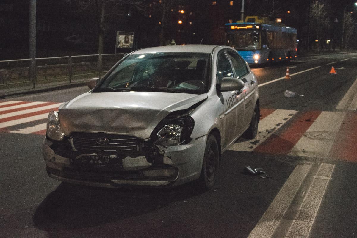 Таксист свою вину признал