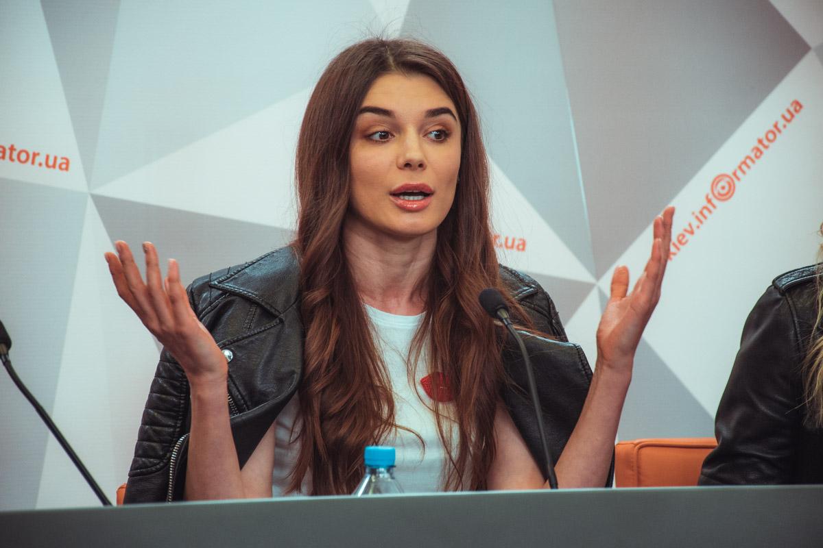 Звезды шоу «Голос країни» Марина Царан рассказала о дальнейших творческих планах