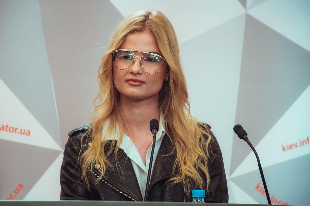 Звезды шоу «Голос країни» Анна Кудряшова гордится, что попала в коллектив