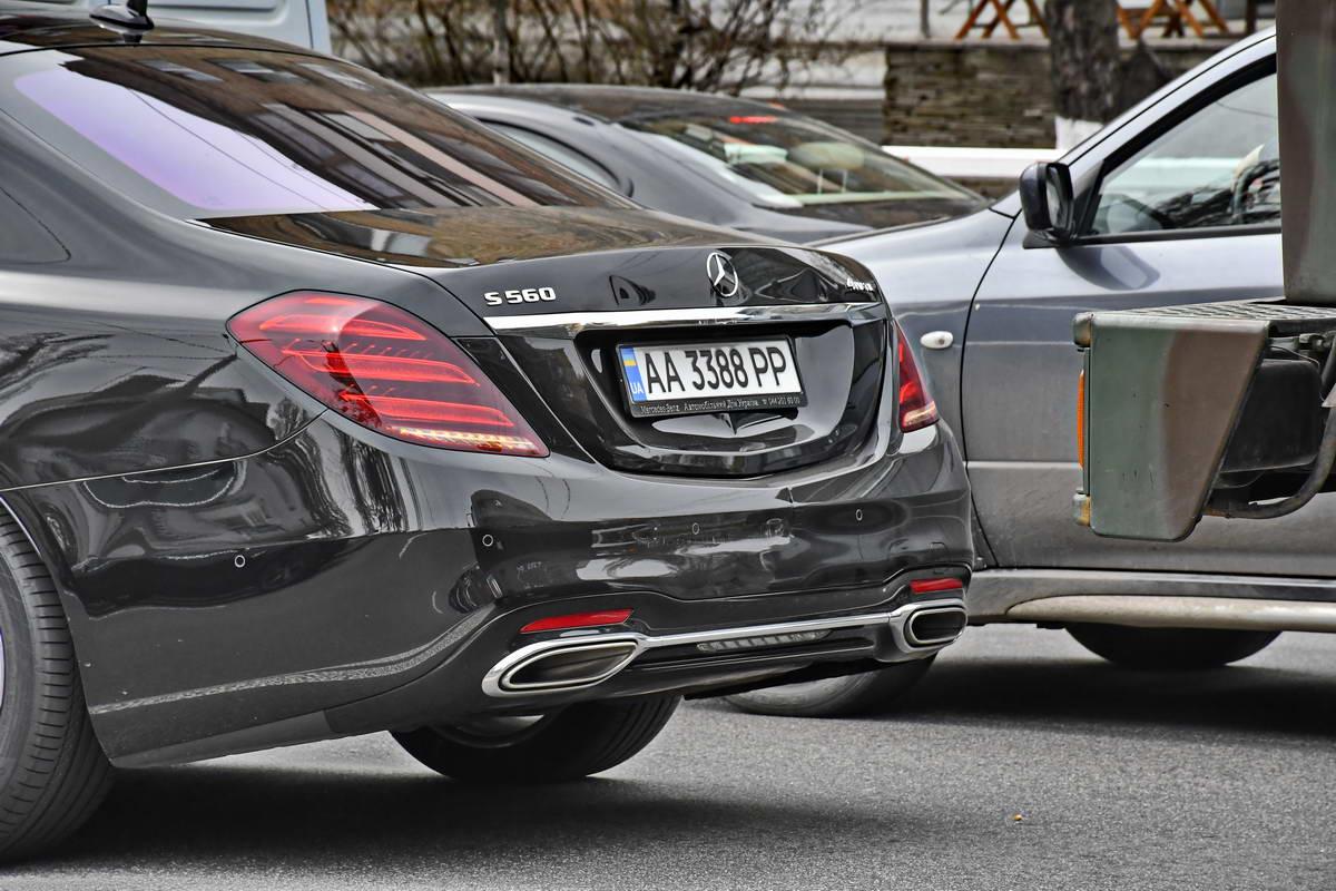 Повреждения у автомобиля незначительные