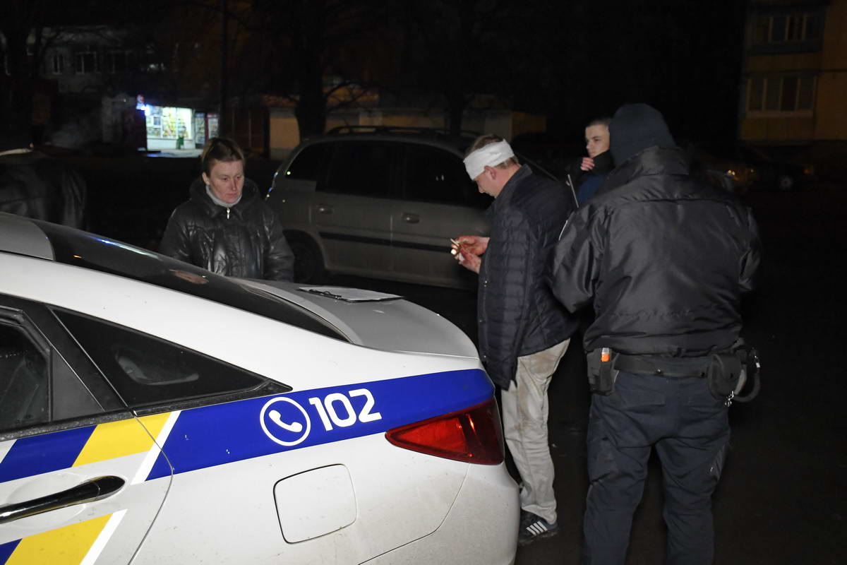 Пострадавшие написали заявление в полицию