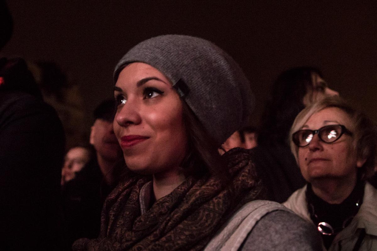 Зрители наслаждались выступлением украинских групп Dakh Daughters и Nova Opera