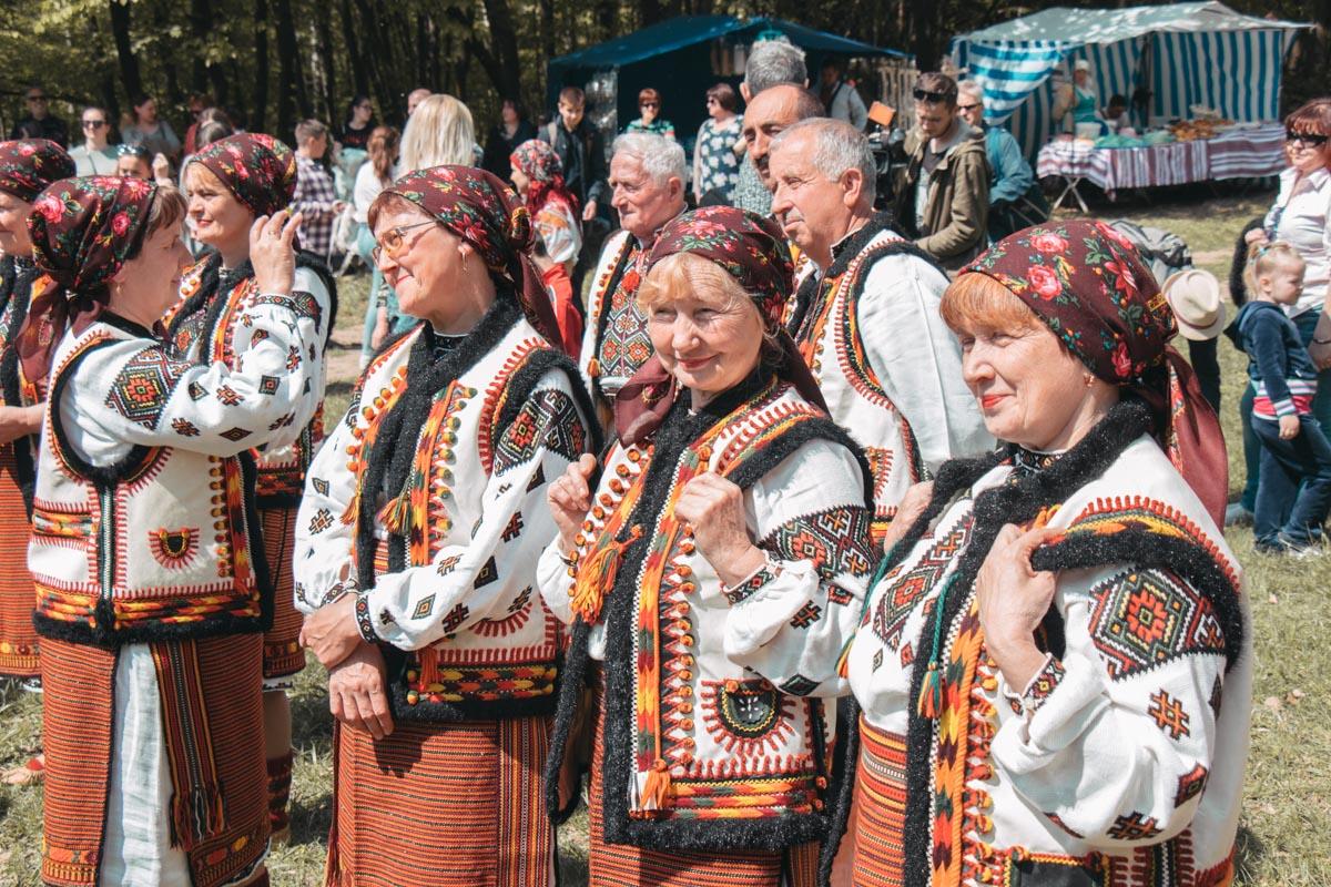 Фестиваль собирает всех в Национальном музее народной архитектуры и быта Украины
