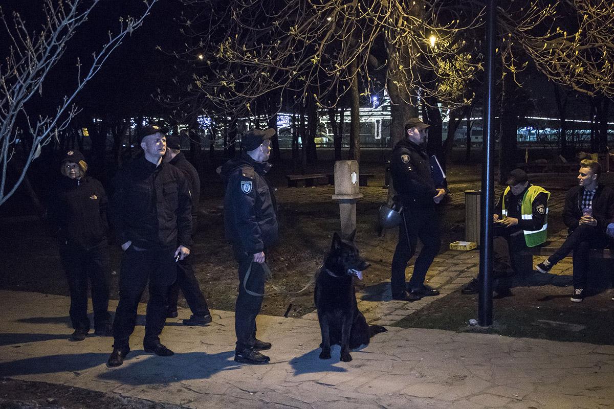 Полиция отказалась комментировать подробности происшествия