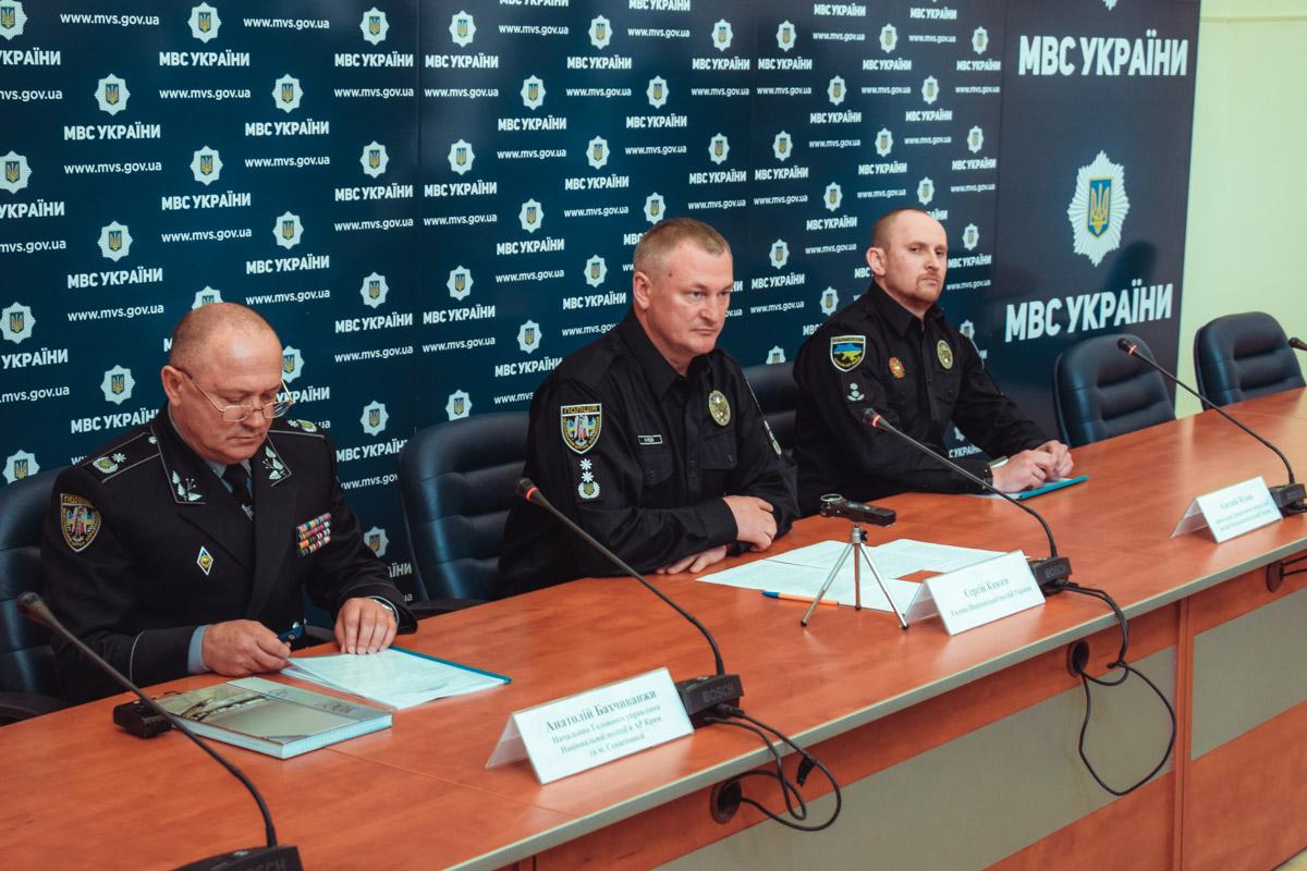 Киев начал набор служащих в«патрульную полицию Крыма»