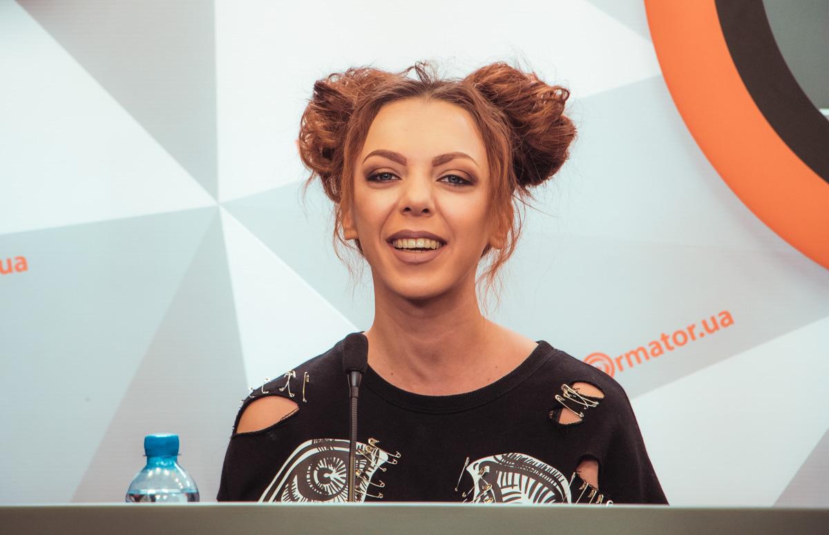 Sonya Kay даст в Киеве первый сольный концерт