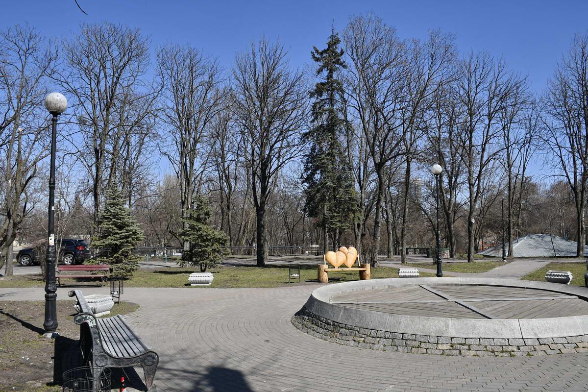 Власти собираются реконструировать Куреневский парк