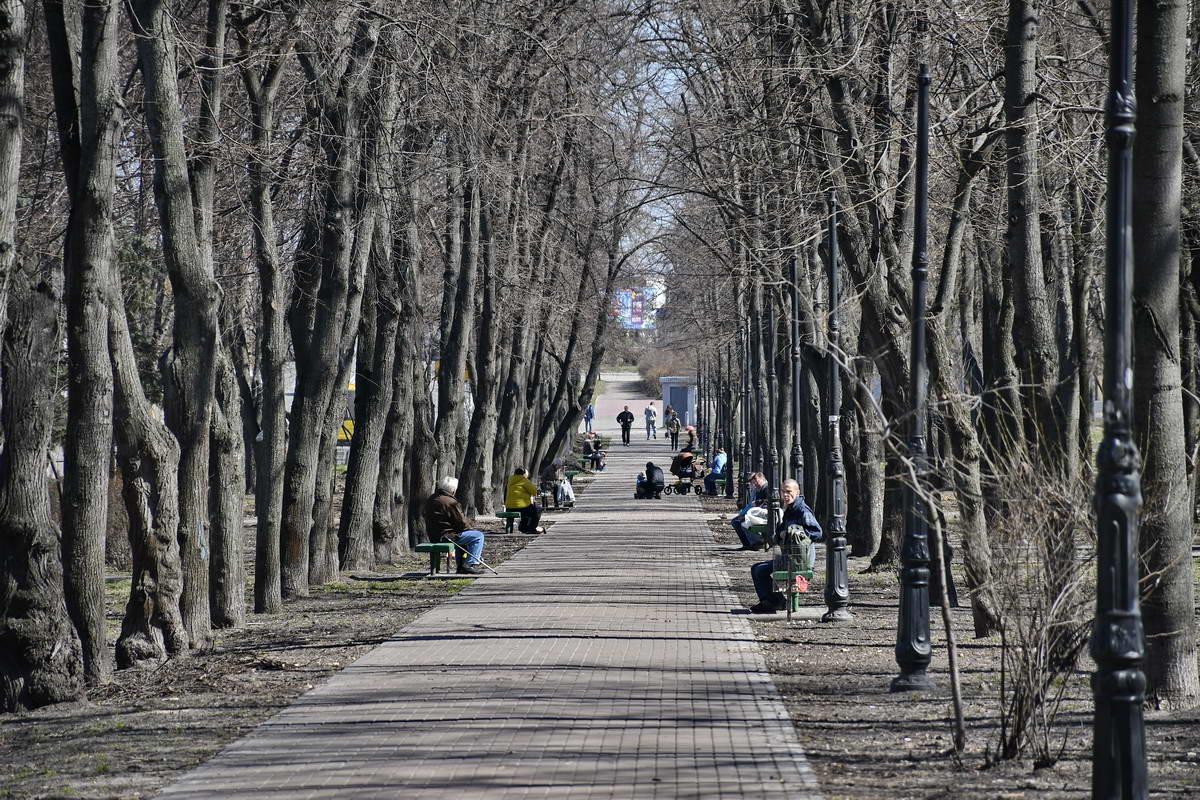 В парке также обновят фонтан