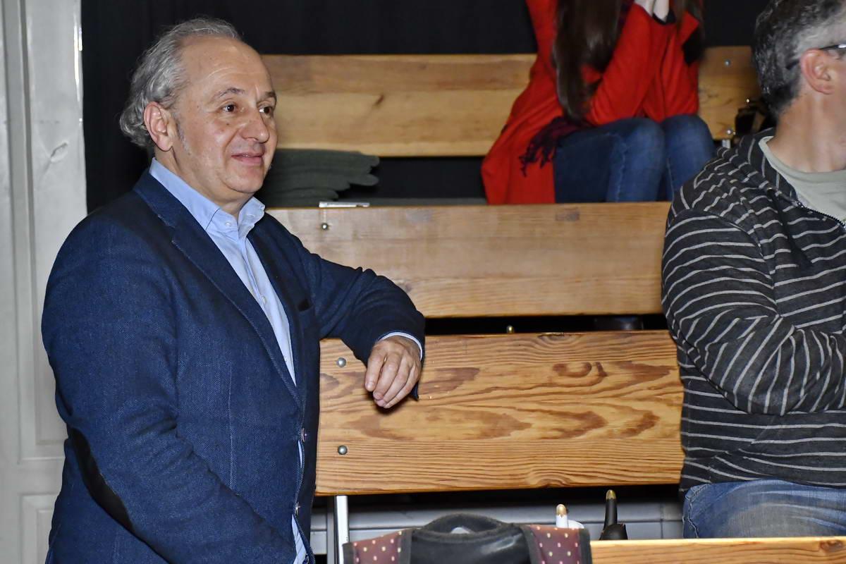 """На церемонии присутствовал и директор издания """"А-ба-ба-га-ла-ма-га"""" Иван Малкович"""