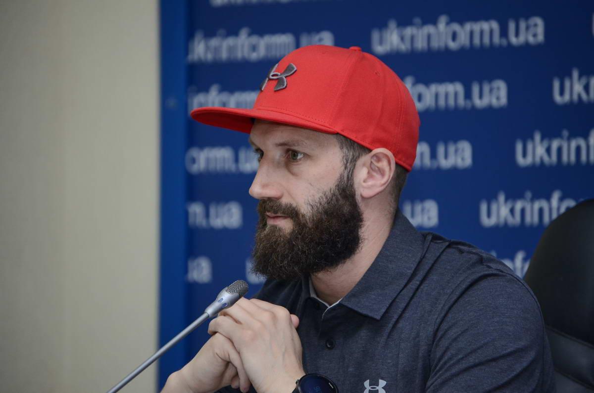 Генеральный менеджер компании Run Ukraine Дмитрий Черницкий