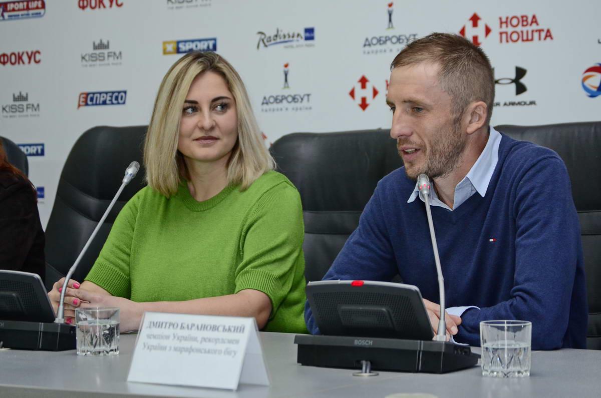 Для рекордсмена Украины по марафонскому бегу Дмитрия Барановского огромная честь пробежать дистанцию в это воскресенье