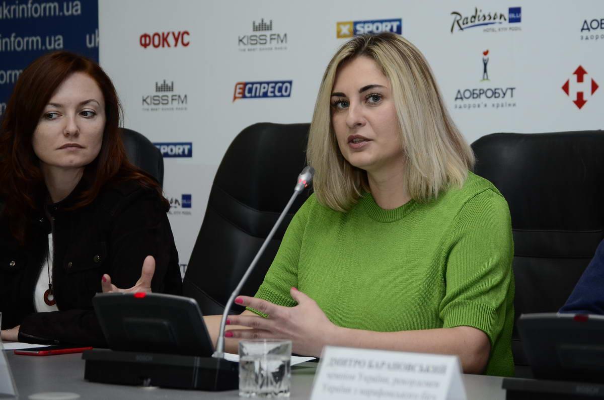 Директор Украинской биржи благотворительности Ирина Гуцал рассказала, что для их организации участие в таком мероприятии - это важный момент