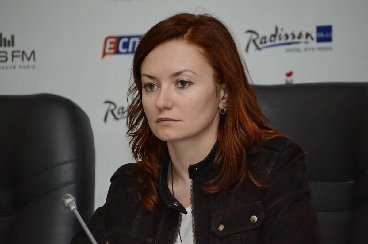 """PR-директор """"Новой Почты""""Лилия Загребельная рассказала, что их компания поддерживает здоровый образ жизни"""