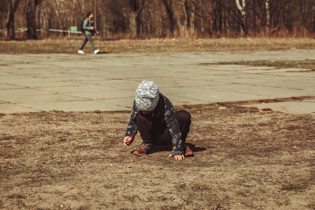 Учите детей беречь природу, заботиться о ней