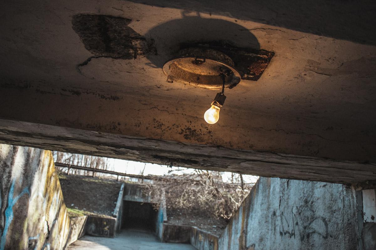 Подземные переходы выглядят заброшенными