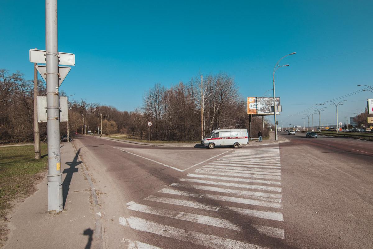 Ремонтировать будут участок от Одесской площади до дома № 156