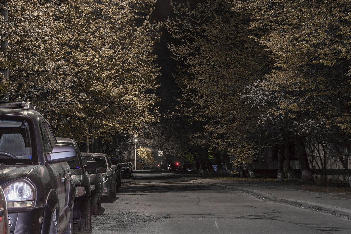 Романтика ночных улиц