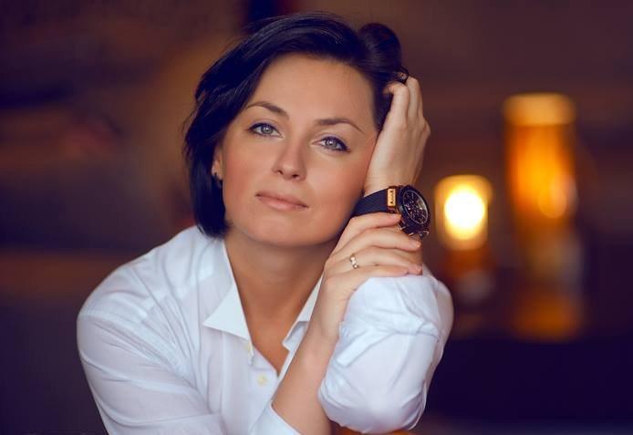 Анна Кушнерук — не только популярная телеведущая но и опытный психолог