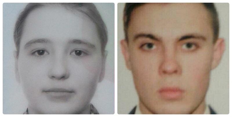 Правоохранители разыскивают Менжегу Екатерину и Степашко Владислава