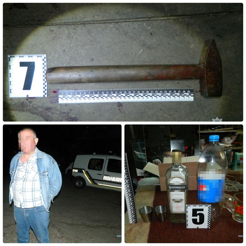 На проспекте Победы пьяный мужчина зарезал в гараже своего гостя