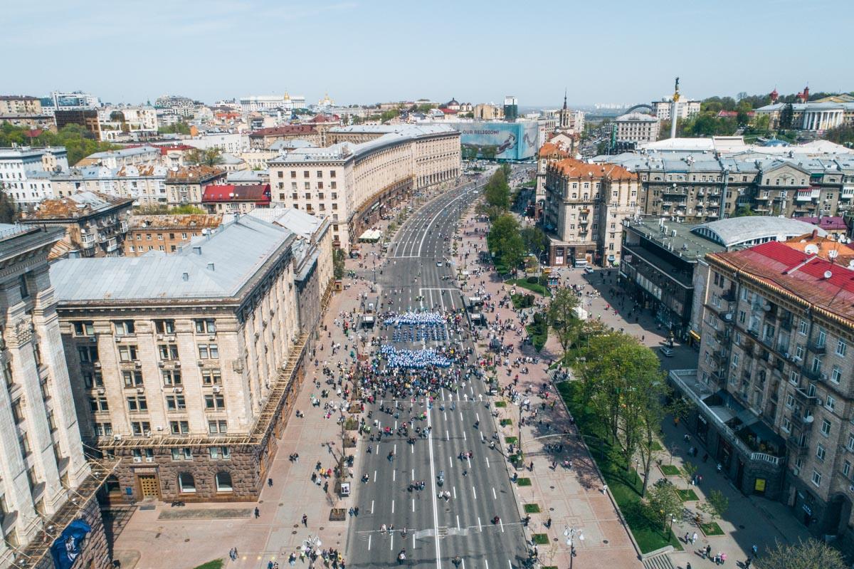 Игрушечный Киев