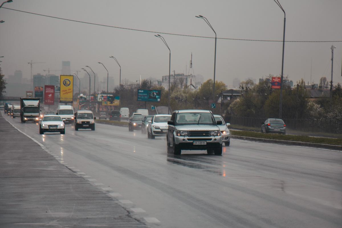 Водители говорят, что трасса комфортная: скидывать скорость и маневрировать не нужно