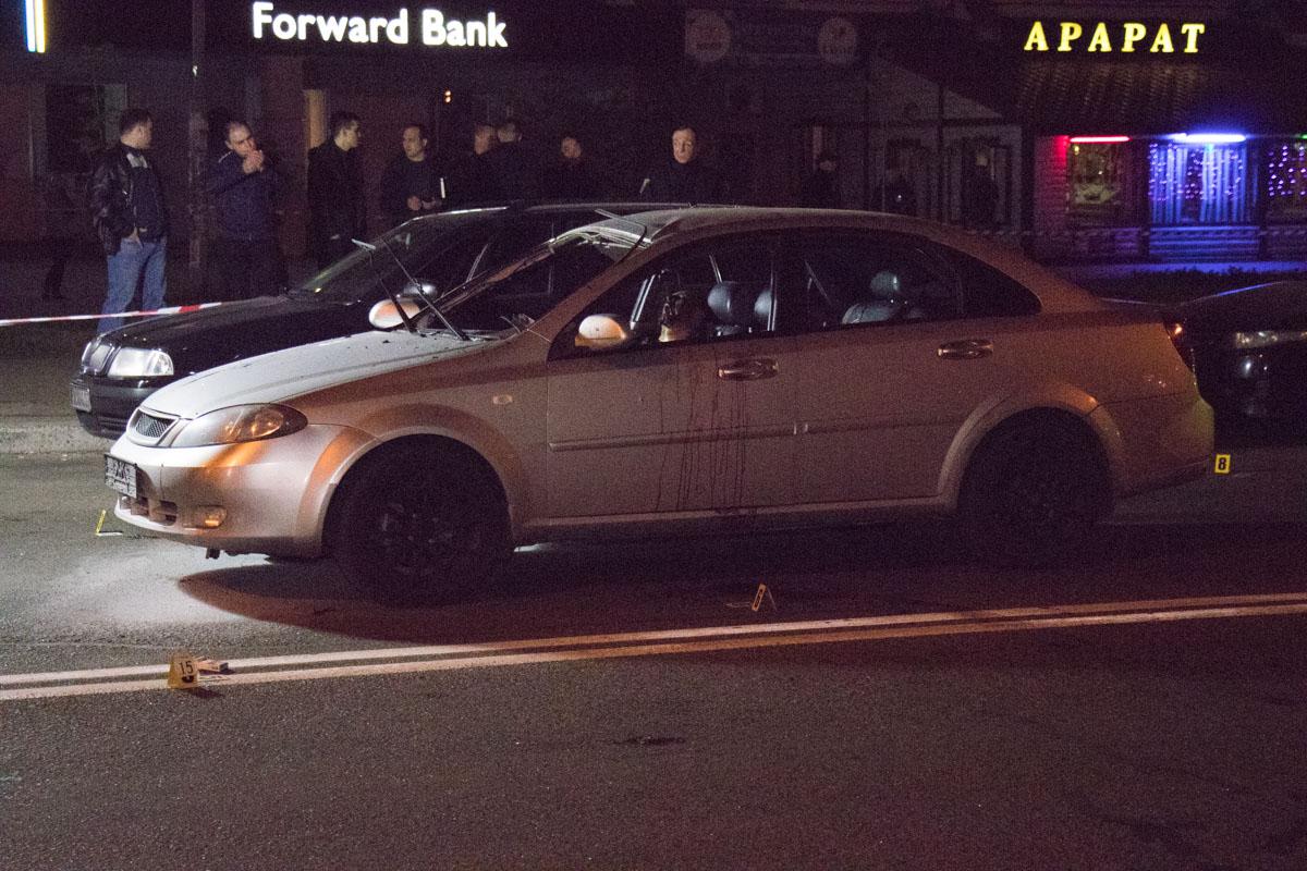 Погиб пассажир автомобиля