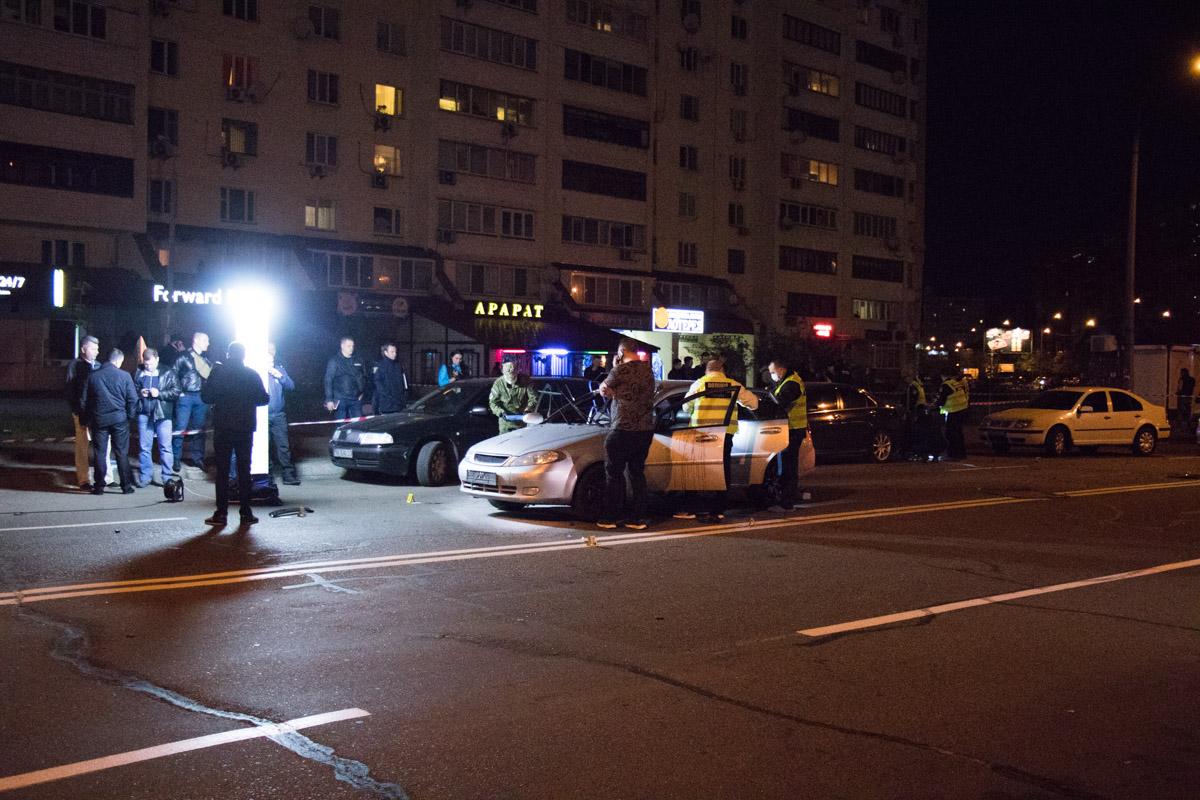 Полиция проводит первоочередные следственные действия
