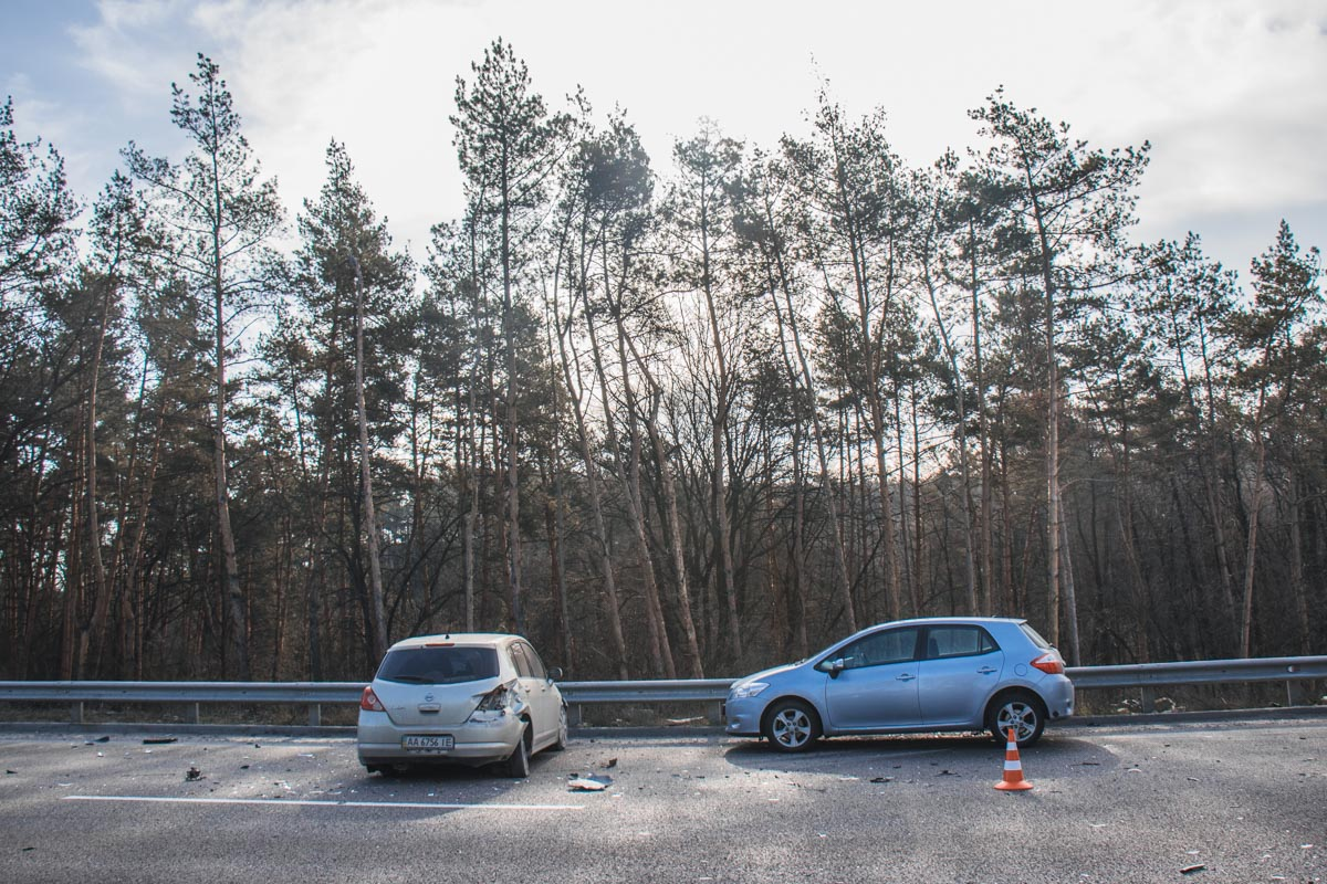 Volkswagen хотел развернуться в не положенном месте