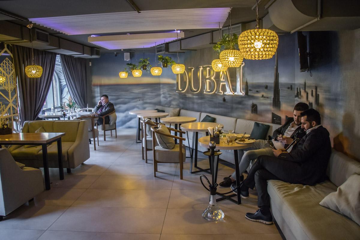 В Киеве на Бессарабке открылось новое заведение с восточной кухни