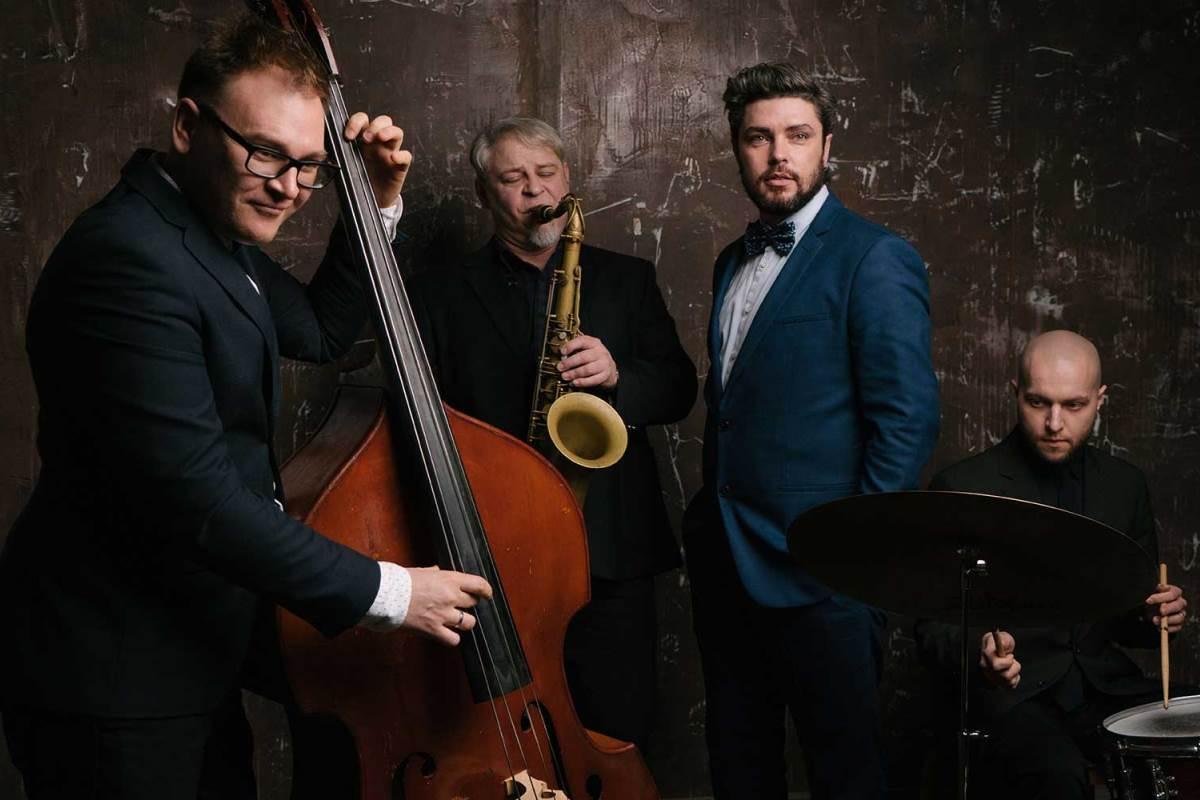 Квартет Руслана Егорова - это блестящие представители украинского джаза