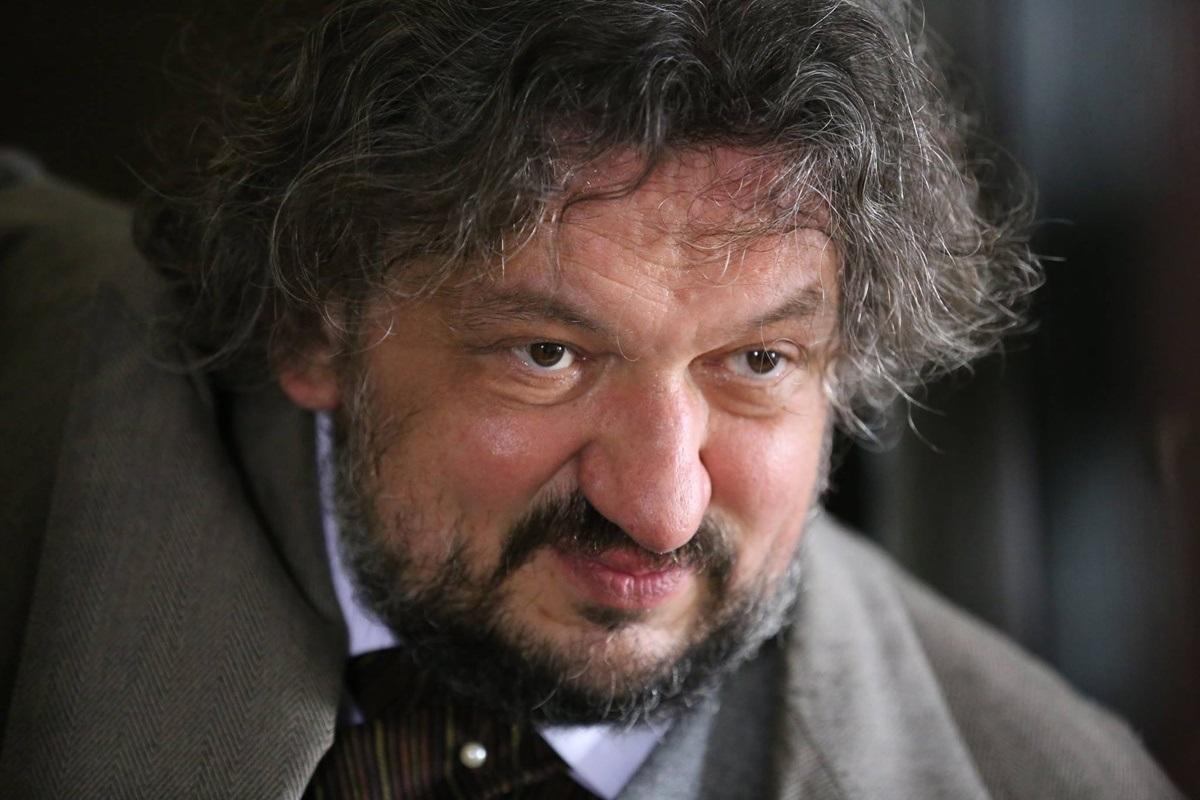 Троицкий - один из самых востребованных европейских режиссеров и арт-продюсеров