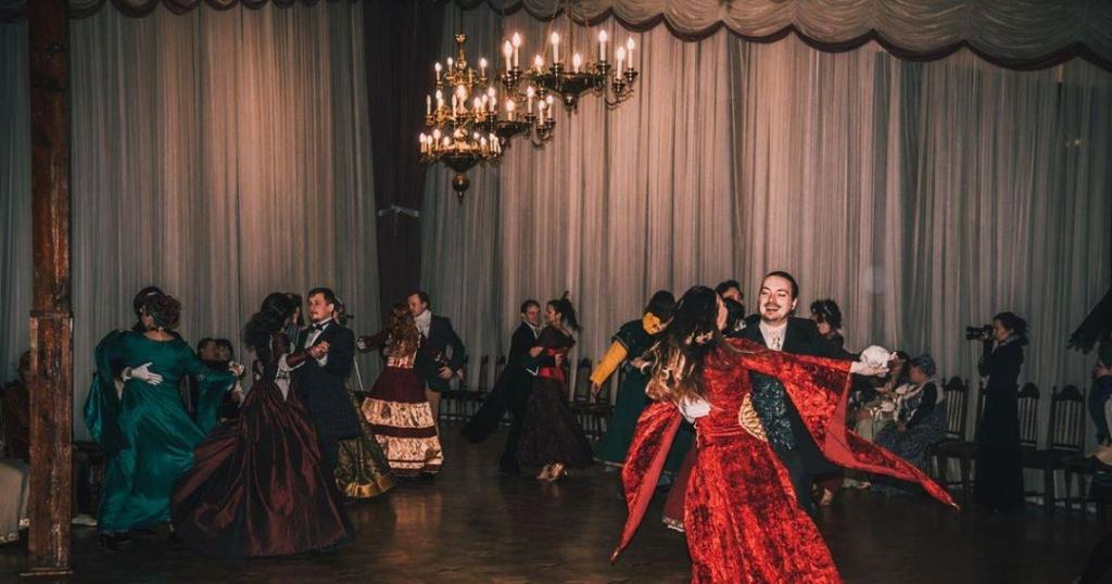 На фестивале каждый желающий сможет научиться танцам прошлых эпох