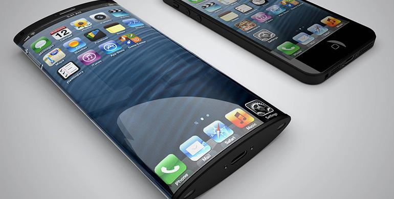В новинке от Apple могут быть реализован изогнутый экран